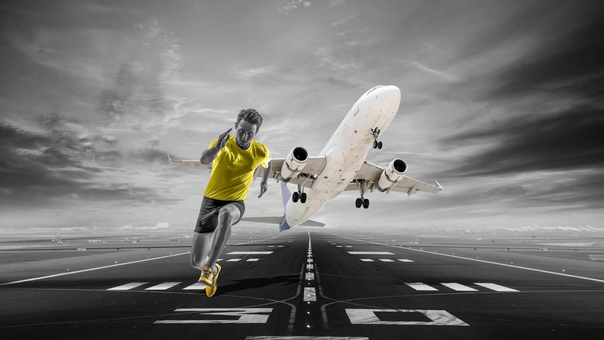 Du Motion Runway Run