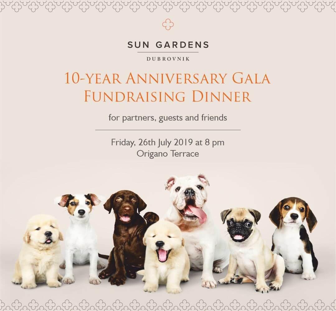 Gala večera za Žarkovicu